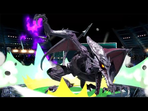 Ridley Plays Fast and Vicious In Super Smash Bros. Ultimate - E3 2018