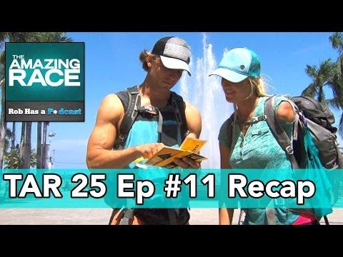 The Amazing Race 25 Episode 11 Recap | December 12, 2014