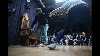 DASHA vs RAF. HOUSE DANCE BATTLE QUARTERFINAL. V1 BATTLE 2018
