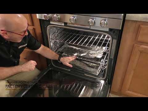 Oven Should Never Have Aluminum Foil In It