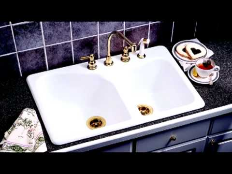 American Standard Kitchen Sink Install Features