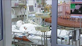 Cẩn trọng với những tai nạn trẻ nhỏ trong dịp Tết | VTC14
