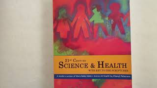 Reading from the book 21st Century Science and Health