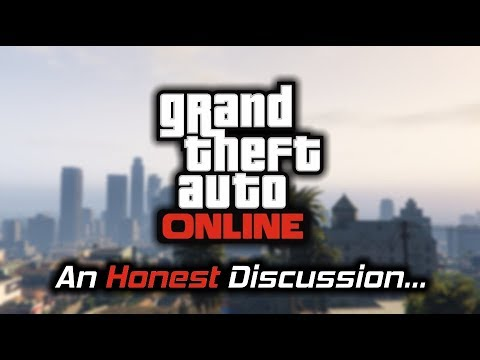 An Honest Discussion about GTA Onlines Terrible Game Design and the Future of my Channel