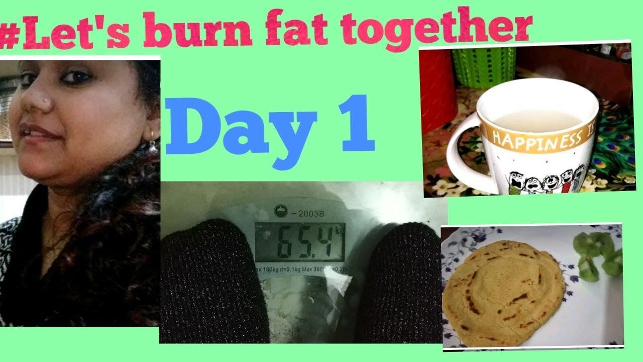 मेरी डाईट का पहला दिन  कैसे गया | Day 1 - my weight loss journey | Indian vlogger Prachi Benjwal #1
