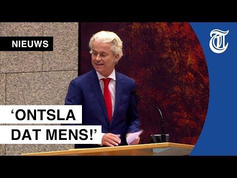 Furieuze Wilders over Femke Halsema