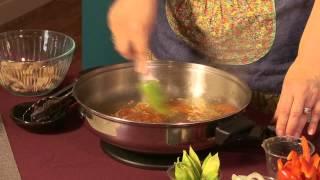 Easy Orange Pork Stir Fry
