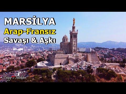 Arapların İşgal Ettiği Fransa Şehri: Marsilya