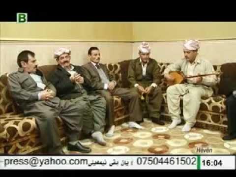 Koçke Yêzidî Ia Le Şhingal Çant Stranêt Kurdî Kanale B TV 2013
