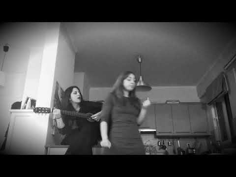 These boots are made for walkin-Nancy Sinatra-Cover-Σαντυ και Χρύσα