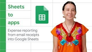 How to track expenses from email receipts with Google Sheets - Sheets to Apps