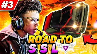 My teammate trash talks me then this happens... | ROAD TO SUPERSONIC LEGEND- EPISODE #3