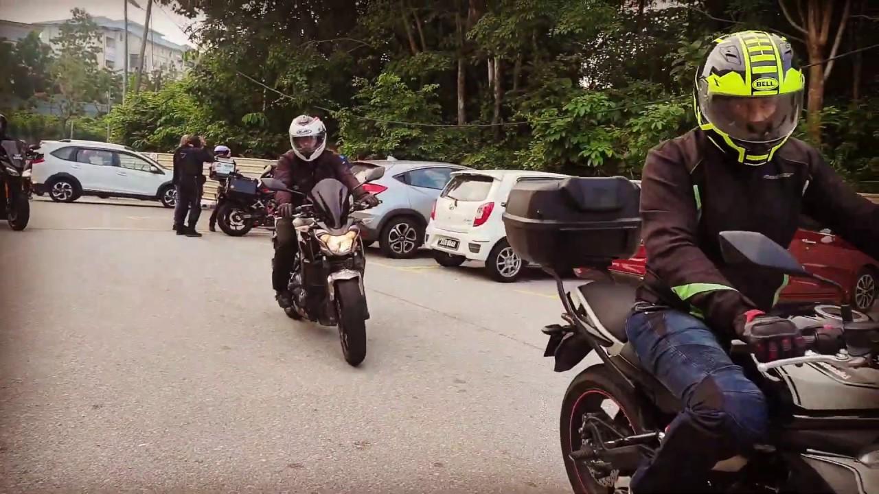 AhPek Biker - Old Dog Rides Again: Pahang: The Bentong