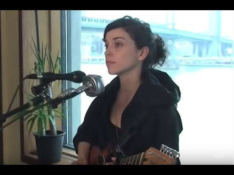 St. Vincent  These Days DUMBO Session