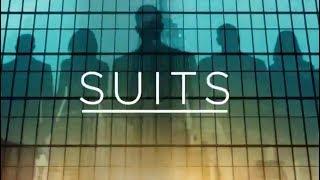 Форс-мажоры 8 сезон - Начальная заставка // Suits Season 8 Opening Title Sequence