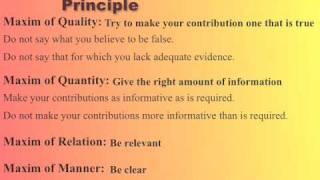 4. Introduction to Pragmatics