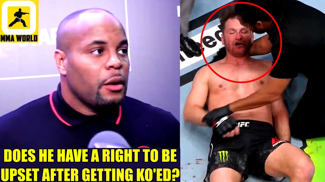 Daniel Cormier reacts to a Frustrated Stipe Miocic hinting about leaving UFC & signing with ONE-FC!