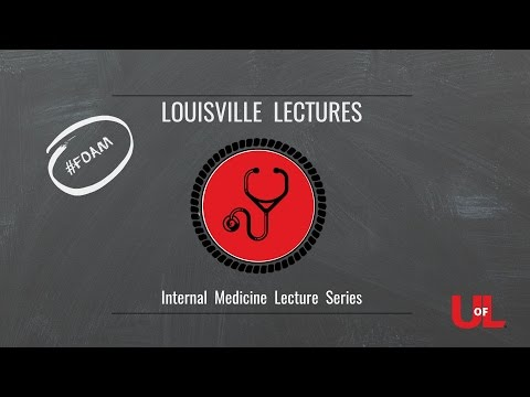 Acute Kidney Injury with Dr. Aronoff