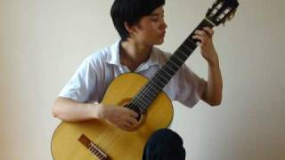 [Lớp học Guitar cổ điển] Sonata C-dur - Moderator by Paganini