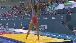 2018 Trampoline Gymnastics  | Tumbling | Moments | ᴴᴰ