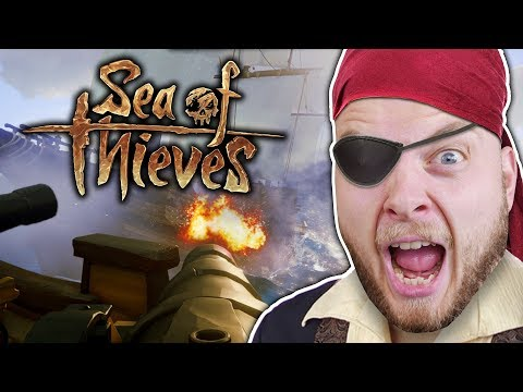 EPIC BATTLES ON THE HIGH SEAS!! - Sea Of Thieves!!