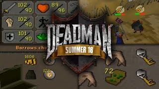 Deadman Summer Highlights - Old School RuneScape
