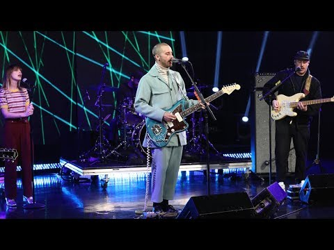 Portugal. The Man 'Live in the Moment' on Ellen