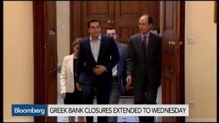 Why Investors Are Taking the Greek Crisis in Stride