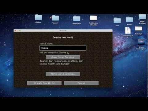 Minecraft: Easy Mod Installer on Mac (Dec 2011)