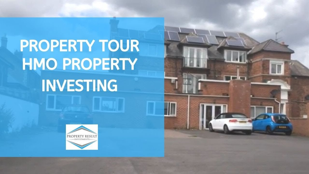 HMO Property Investing - Property Tour