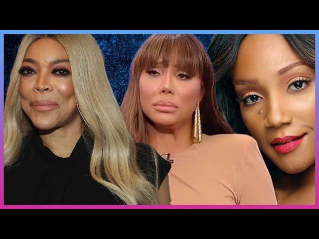 Wendy Williams R*PE ALLEGATION, Tamar Braxton DRAGS WETV, Tiffany Haddish, Wendy Osefo
