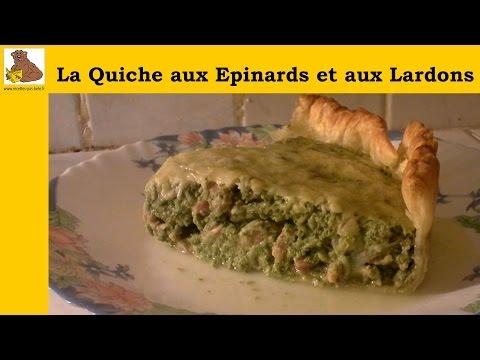 la-quiche-aux-épinards-et-aux-lardons-(recette-facile)-hd