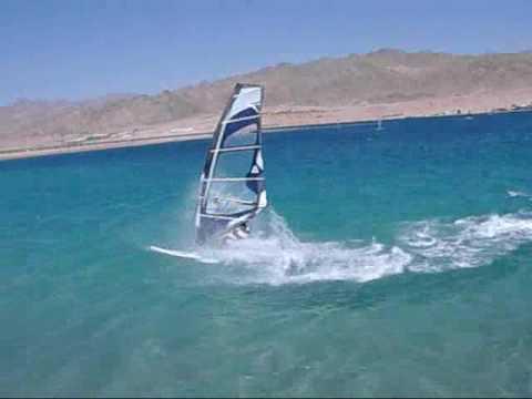 Windsurf freestyle Dahab