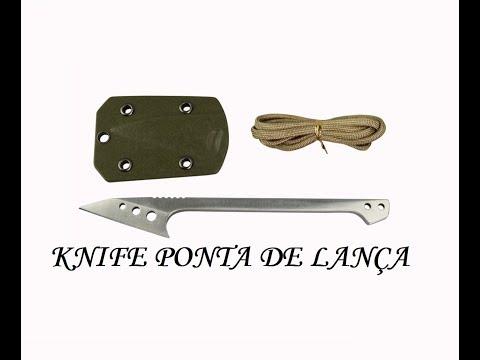 KNIFE PONTA DE LANÇA