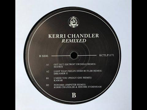 KAMAR - I NEED YOU (PEGGY GOU REMIX) (MADHOUSE RECORDS)