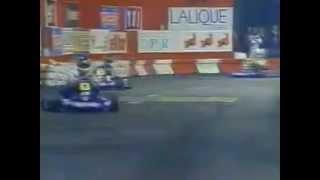 F1ドライバーのゼロカウンター・高速ドリフト(カート対決)