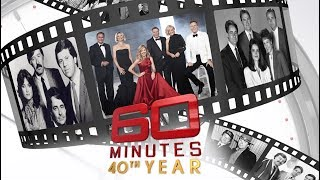 Celebrating 40 years of Australia's most iconic show    60 Minutes Australia
