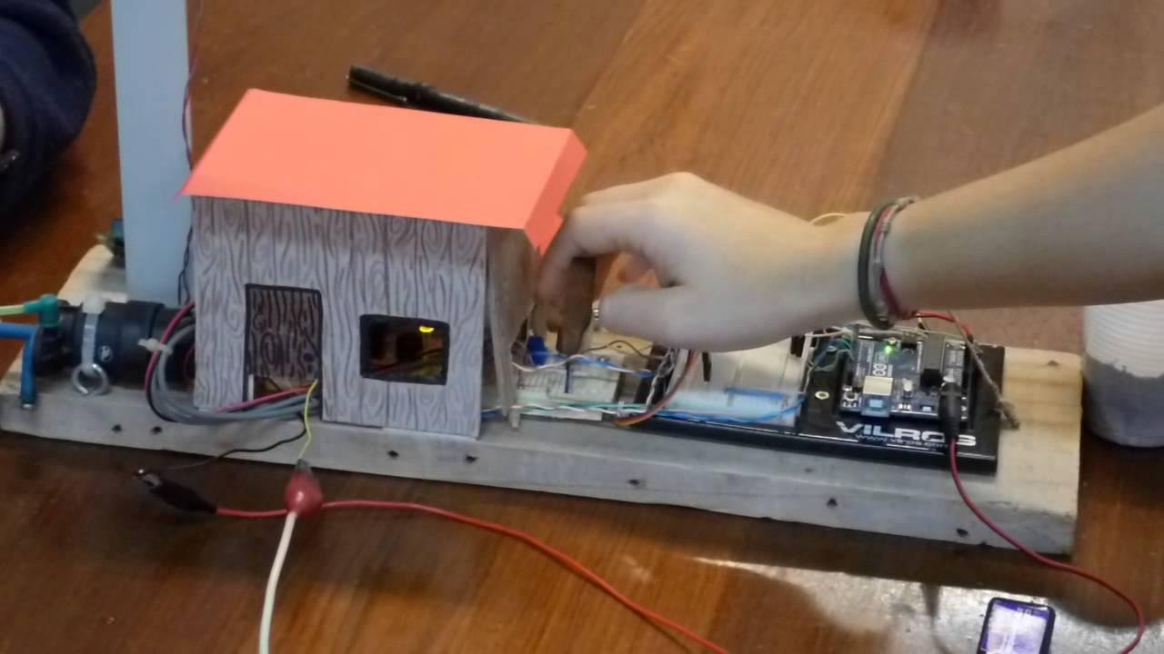 Proyecto arduino domótica ma e rován youtube
