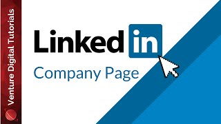 Créer Une Page D'Entreprise LinkedIn - Comment