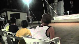 David Santana Calazans presentazione bmx  Soleado 2011