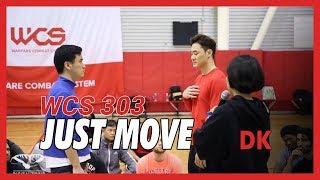Baixar WCS 303 - Just move - DK Yoo