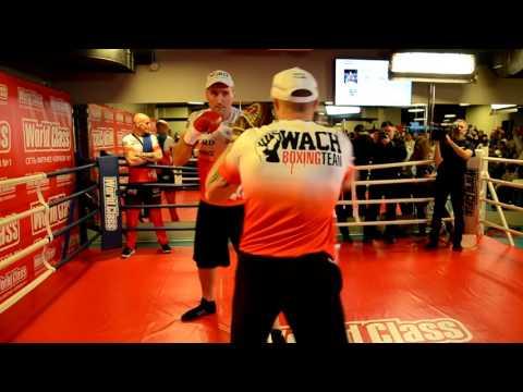Wach-Powietkin: Trening medialny Mariusza Wacha