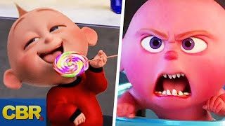 10 Ridiculously Overpowered Disney Pixar Characters