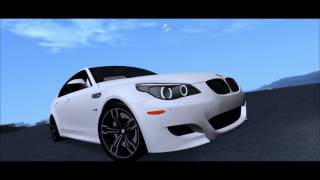 BMW M5 E60 [GTA San Andreas]