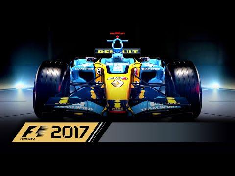 F1 2017 Classic Car Reveal - 2006 Renault R26 [DE]
