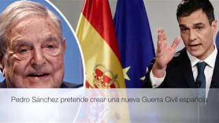 Pedro Sánchez pretende desencadenar una nueva Guerra Civil española