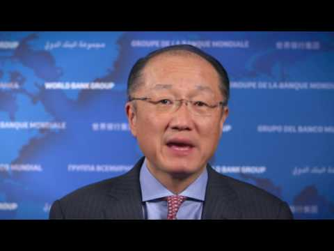 Jim Yong Kim, President of the World Bank introduces the 2017 Finalists