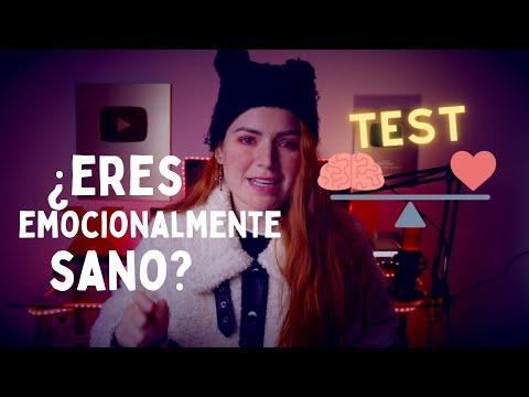 TEST: ¿Eres emocionalmente sano? Test de personalidad