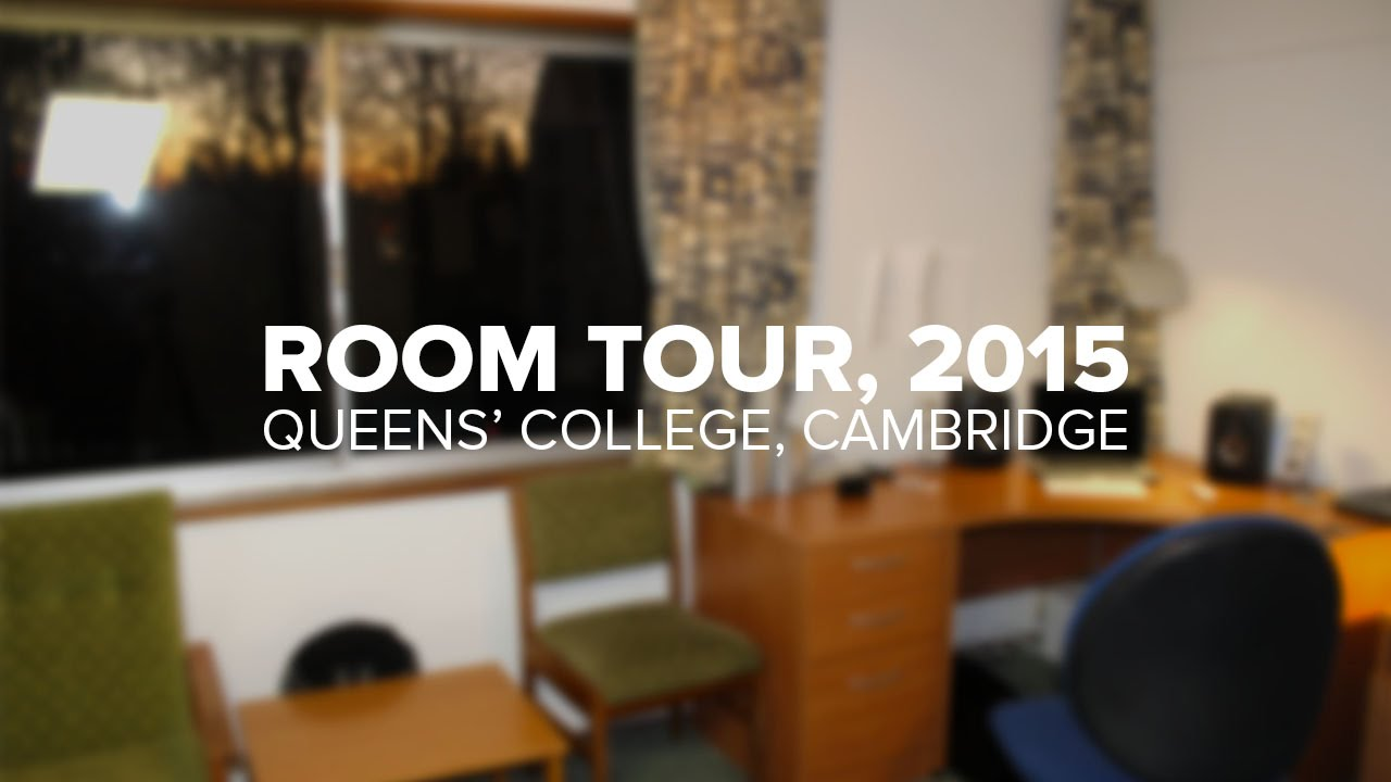 Cambridge Room Tour Erasmus 2015  YouTube