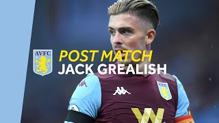POST MATCH | Jack Grealish on Leicester City defeat